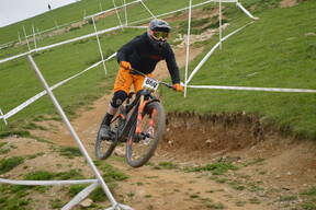 Photo of Liam MURRAY at Berwyn