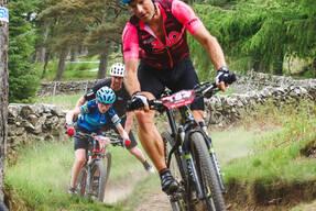 Photo of Paddy BARNES at Glentress