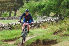 Photo of Zara MAIR at Glentress