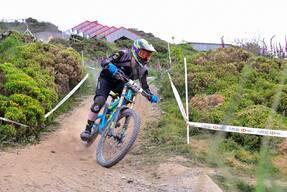Photo of Ian HAMPSON at Aberystwyth