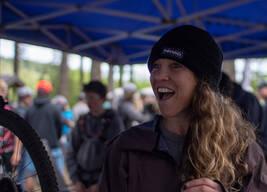 Photo of Ingrid LAROUCHE at Hood River, OR