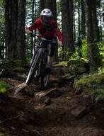 Photo of an untagged rider at Hood River, OR