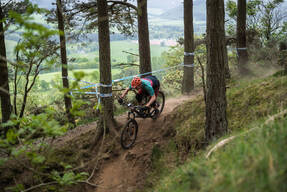 Photo of Joel NESBITT at Glentress