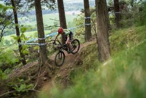 Photo of David STEWART (xc) at Glentress