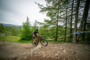 Photo of Keith GREENWOOD at Glentress