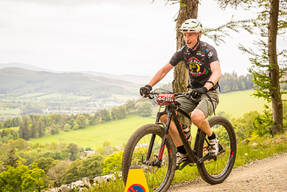 Photo of Simon MUIR at Glentress