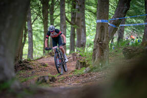 Photo of Jonte WILLINS at Glentress