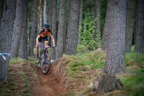 Photo of Scott CHALMERS at Glentress