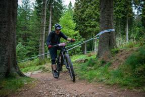 Photo of Nick GOODCHILD at Glentress