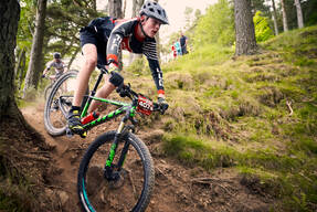 Photo of Cammy BROWN at Glentress