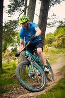 Photo of Nic WARD at Glentress
