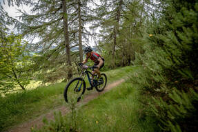 Photo of Keith MORRISON at Glentress