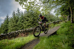 Photo of Mark SHAW (vet) at Glentress