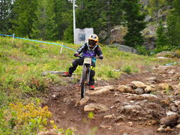 Photo of Brandon HANENBERG at Mt Hood, OR