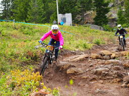Photo of Mica ERICKSON at Mt Hood, OR