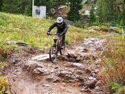Photo of Johnny POWNALL at Mt Hood, OR