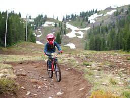 Photo of Miles BARTHOLOMEW at Mt Hood, OR