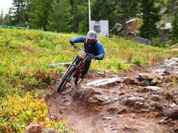 Photo of Olen JOHNSON at Mt Hood, OR