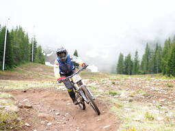Photo of Brad DELZER at Mt Hood