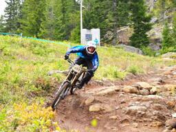 Photo of Ryan RICHARDS at Mt Hood, OR