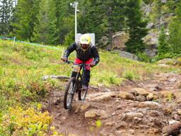 Photo of Adrian FRANKS at Mt Hood