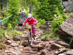 Photo of Sydney HABERMAN at Mt Hood
