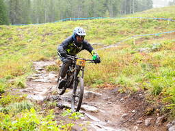 Photo of Will STEVENSON (cat2) at Mt Hood, OR