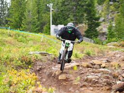 Photo of Mark JOHNSON (40+) at Mt Hood, OR