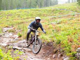 Photo of Kirk LINDER at Mt Hood, OR