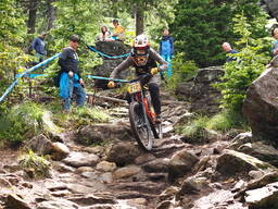 Photo of Justin MALISKA at Mt Hood, OR