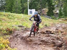 Photo of Amy Celeste CAROLIN at Mt Hood, OR