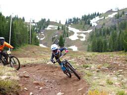 Photo of Elliott KLEIN at Mt Hood, OR