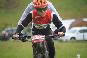 Photo of Finlay TAYLOR at Glentress