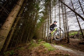Photo of Matt COX at Llandegla