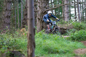 Photo of Rider 84 at Barnaslingan Forest
