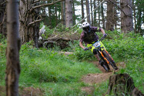 Photo of Rider 39 at Barnaslingan Forest