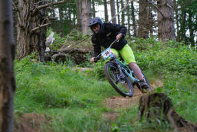 Photo of Rider 76 at Barnaslingan Forest