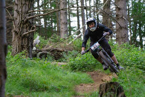Photo of Rider 77 at Barnaslingan Forest
