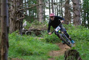 Photo of Rider 33 at Barnaslingan Forest