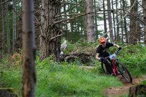 Photo of Rider 65 at Barnaslingan Forest
