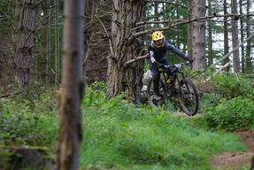 Photo of Rider 32 at Barnaslingan Forest