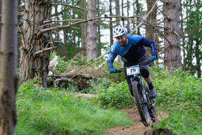 Photo of Gavin FEENEY at Barnaslingan Forest