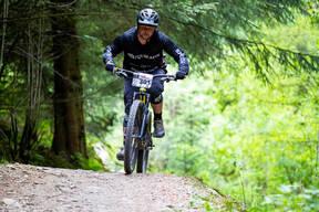 Photo of Matthew TYRRELL at Llandegla