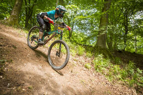 Photo of Jo HITCHEN at East Meon