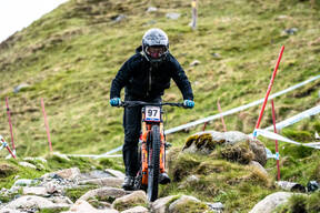 Photo of Conor BATE at Fort William
