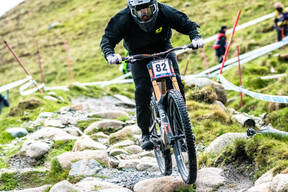 Photo of Simon MAURER at Fort William