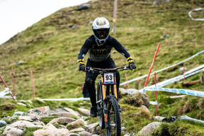 Photo of Max MORGAN (pro) at Fort William