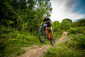 Photo of Charlie HOYLE at Kirton Off-road Centre