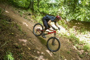 Photo of Luc JENNER-HATCH at East Meon