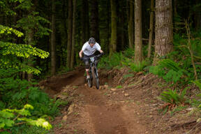 Photo of Alec LAWRENCE at Capitol Forest, WA